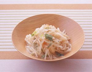 大根の明太サラダ
