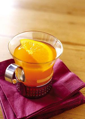 フレッシュオレンジティー