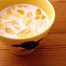 メープルアーモンドミルク