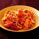 カリフラワーのトマトソーススパゲティ