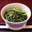 水菜のごま風味サラダ