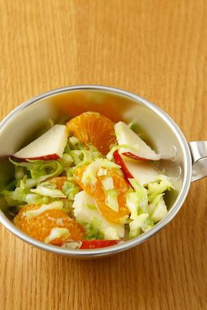 フルーツヨーグルトサラダ