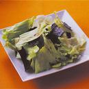 レタスとのりのサラダ