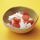 大根とプチトマトのサラダ