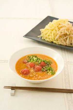 担担トマトつけ麺