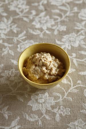豆腐のディップ