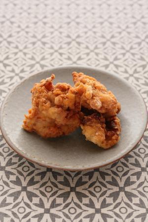 鶏のカリカリから揚げ