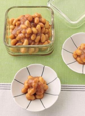 大豆の甘みそ豆