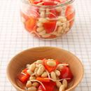 大豆とパプリカのジンジャーピクルス
