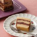 豆乳きなこのアイスケーキ