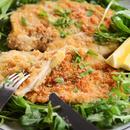 鶏胸肉のカツレツ