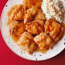 チキン南蛮 とろみだし風味