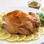 まるごと香り鶏の油淋ソース