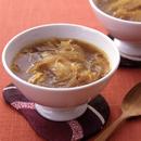 大根のカレー春雨スープ