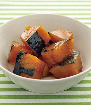 かぼちゃのメープル煮