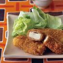 肉巻き豆腐フライ