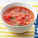 ホット*トマト春雨スープ