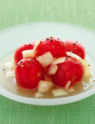 トマトのピクルス