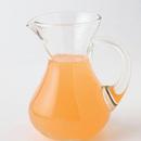 かき氷のレモンジンジャーシロップ