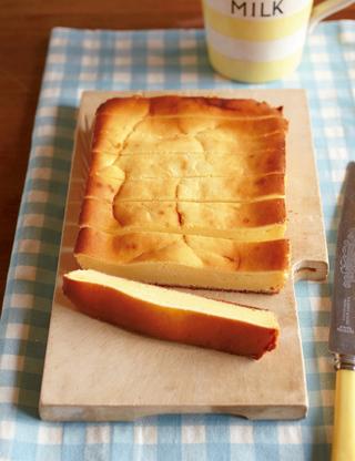 トースターチーズケーキ