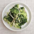 「ゆで置き野菜」のしょうがナムル