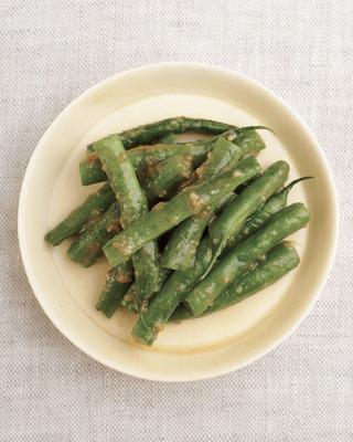 「ゆで置き野菜」の甘みそあえ