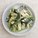 「ゆで置き野菜」のツナみそマヨあえ