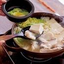 たらと白菜の甘酒発酵鍋