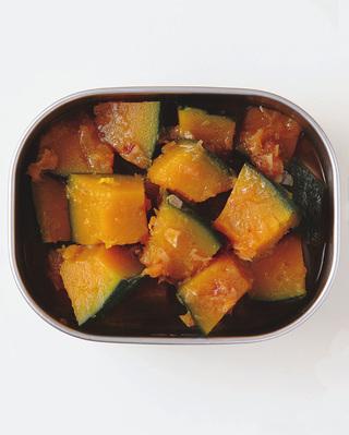 かぼちゃのおかか煮