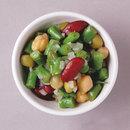 いんげんの豆サラダ