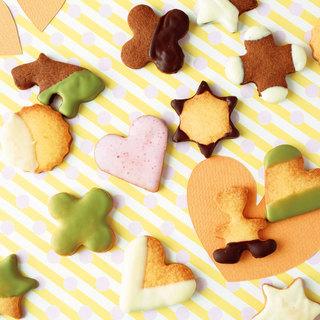 チョコディップクッキー