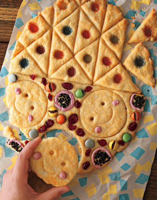基本のでかクッキー