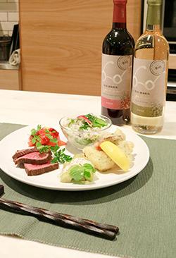 「ごはん同盟」直伝! 有機ワインと楽しむ料理教室が開催されました