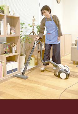 大掃除がぐっと楽になる! 掃除機で「小掃除」&「しっかり掃除」