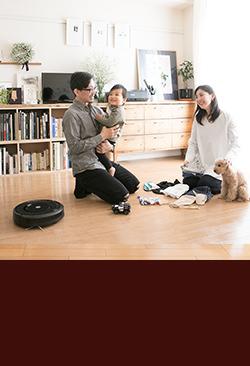 そろそろロボット掃除機と家事シェア 新生活から床掃除はもう自分でやらない!