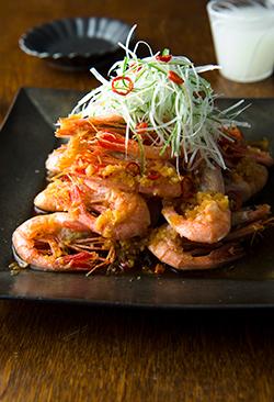 藤井恵さんと新潟の味再発見 旬の「南蛮エビ」を満喫! 極上おつまみで楽しむ新潟の酒 新潟・東京でイベントを開催しました!