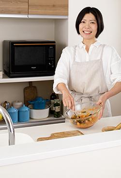ワンボウル調理で時間革命!! 平日ごはんは、おいしくて「すぐでき」がいい!