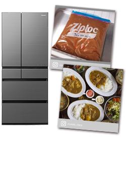 息子に作るシンプルでおしゃれなお弁当が人気のrororo_rocoさんの 「インスタで #はやうま冷凍 #はやうま冷却」vol.3